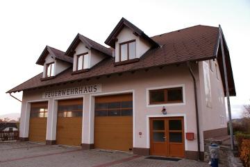 Renovierung Feuerwehrhaus