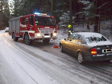 Verkehrunfall 2