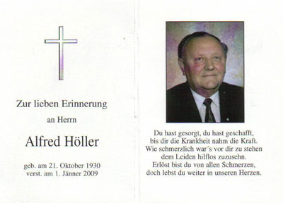 Alfred Höller