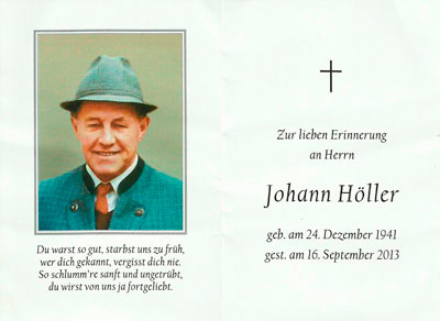 Johann Höller
